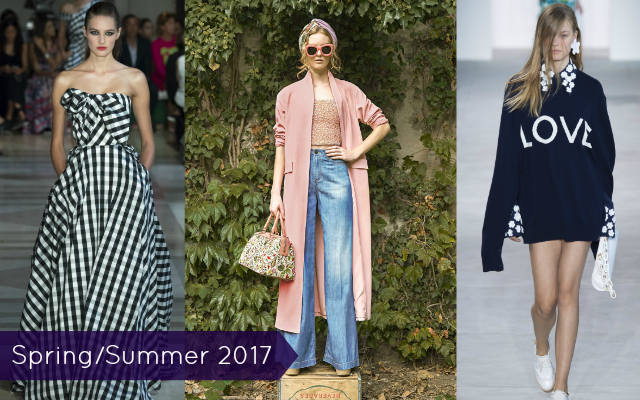Looks from New York Fashion Week September 2016