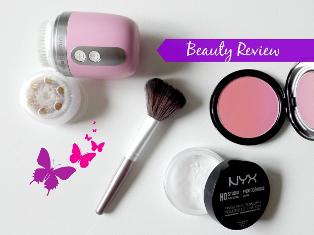 Clarisonic Mia FIT and NYX Makeup