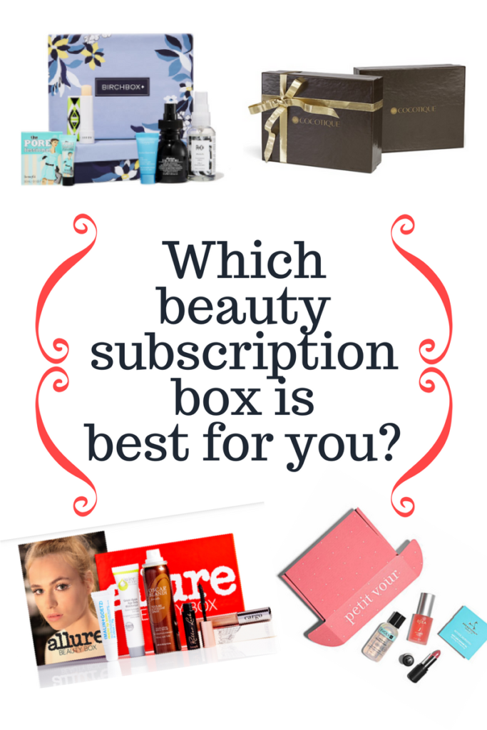 Beauty subscription box guide and reviews