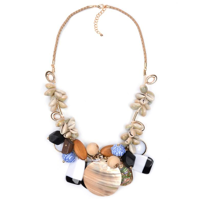 Funky Bohemian Necklace