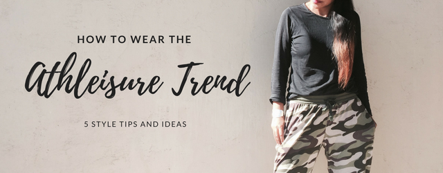 How to wear the athleisure trend: 5 style tips and ideas